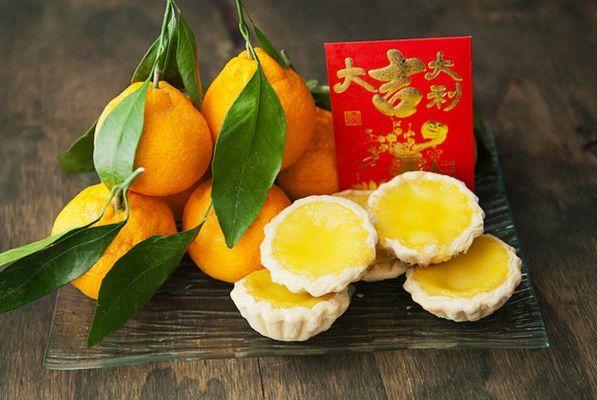images of chinese custard tarts | Chinese Egg Custard Tarts