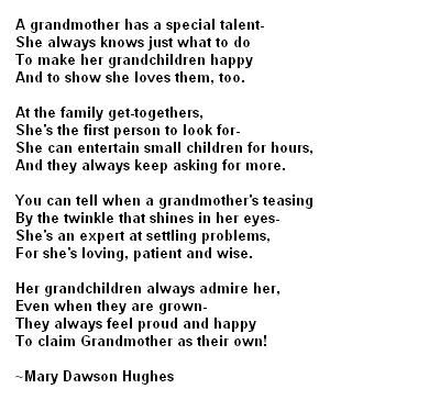 17 Best Ideas About Grandparents Day Poem On Pinterest