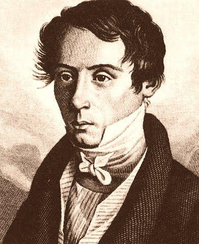 Augustin - Jean Fresnel (1788 - 1827), físico francés que contribuyó al desarrollo de la teoría ondulatoria de la luz