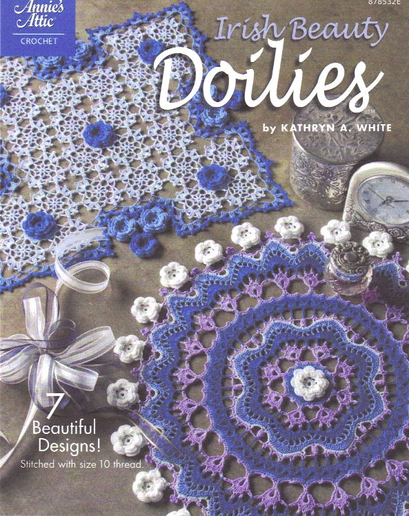 Easy Crochet Book Cover : Best crochet doilies table toppers thread motifs