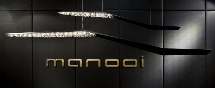 Light + Building 2014, Wissh crystal chandelier www.manooi.com #Manooi #Chandelier #CrystalChandelier #Design #Lighting #exhibition #LightBuilding