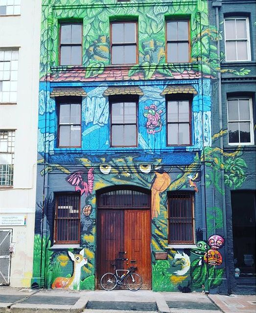A Walking Guide to Bree Street—Cape Town's Coolest Block