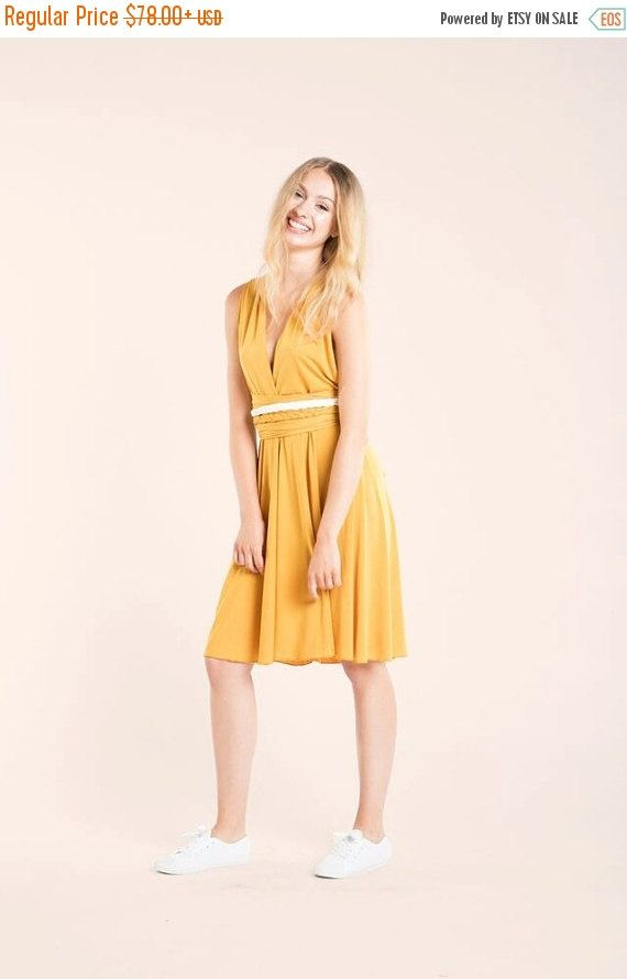 The 25+ best Mustard bridesmaid dresses ideas on Pinterest ...