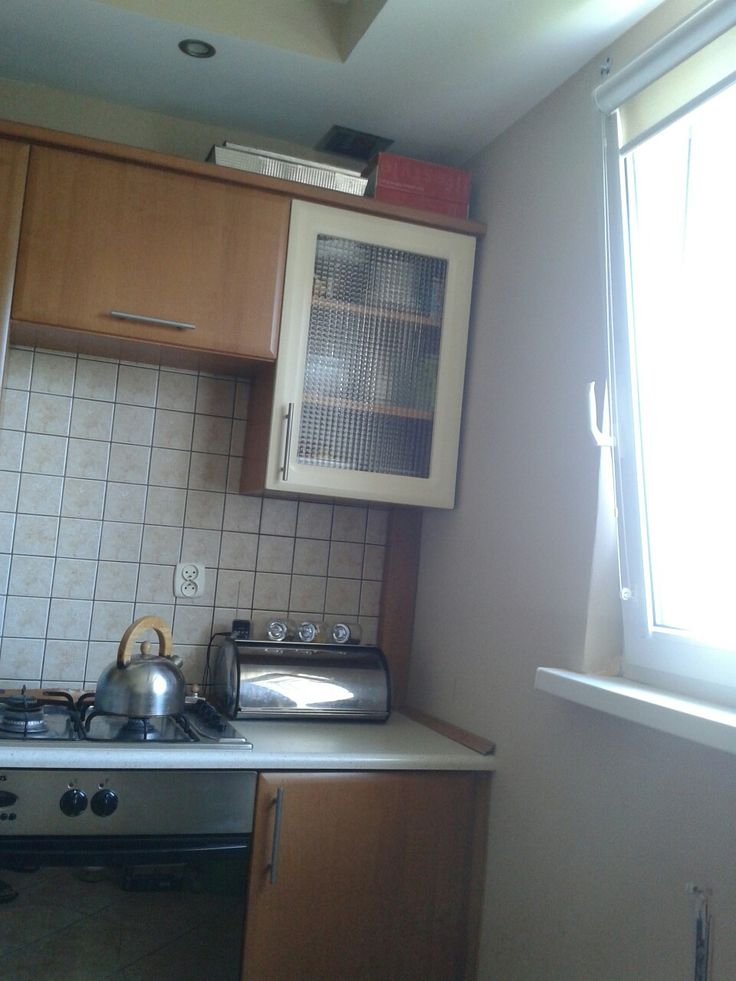 Kuchnia przed metamorfoza