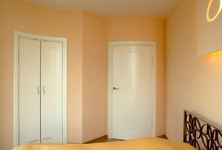 drzwi gięte