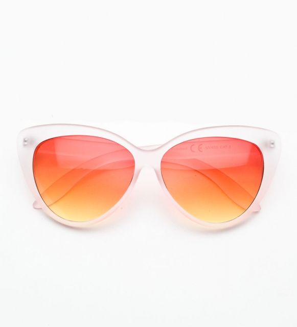 Okulary przeciwsłoneczne kocie oczy Brylove Florence Cat Eye