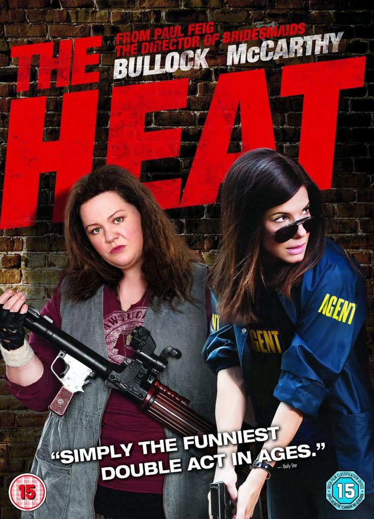 The Heat [DVD]: Amazon.co.uk: Sandra Bullock, Melissa McCarthy, Marlon Wayans, Michael Rapaport, Taran Killam, Paul Feig: Film & TV
