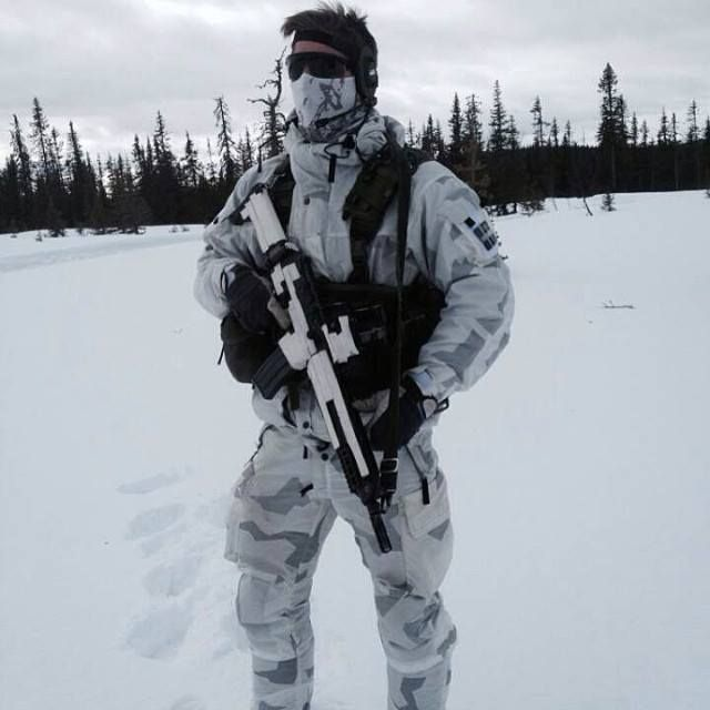 Swedish Army Ranger