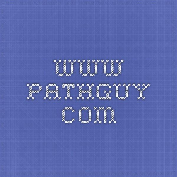 Www.pathguy.com