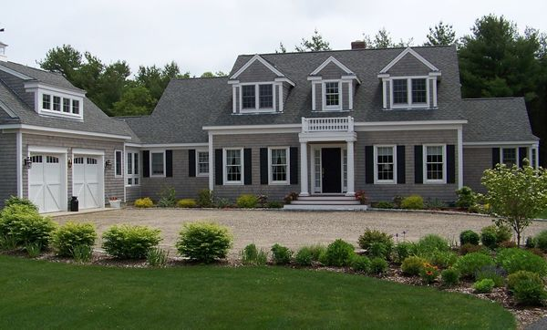 cape cod homes - Bing Images