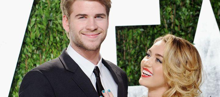 Μυστικός γάμος για τη Miley Cyrus και τον Liam Hemsworth στο Λας Βέγκας