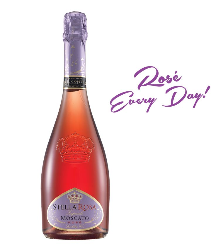 Stella Rosa Wines Imperiale Moscato Rose