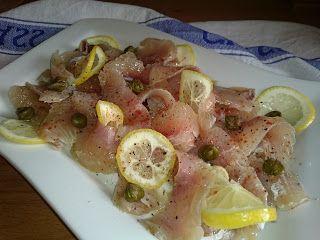 Miód i pieprz: ryby na zimno