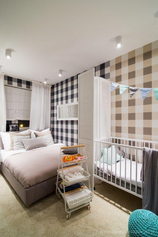 Bedroom with baby's corner, S01E06