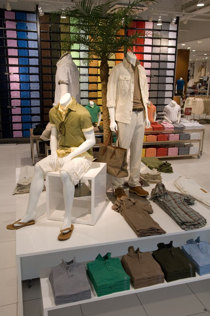 17 Best Ideas About Clothing Store Displays On Pinterest