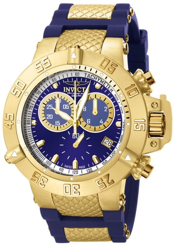 Invicta Mens Subaqua  Watch