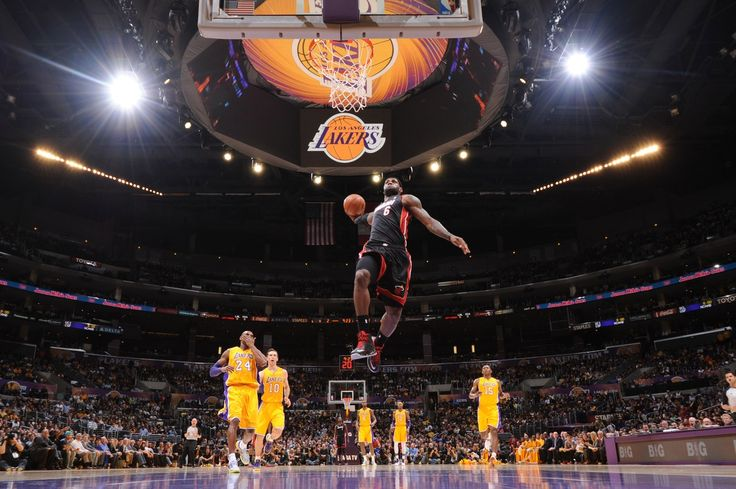 I believe I can fly (Lebron James)