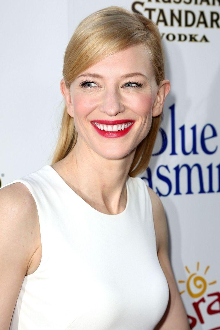 Get Happy! The Best Celebrity Smiles - HarpersBAZAAR.com