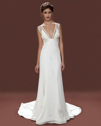 7 best 1930s Wedding Dresses images on Pinterest | Short wedding ...
