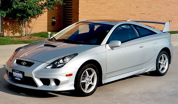 Get A Used Sports Car Toyota Celica 2000 2005 Review Where To Find The Est For Today
