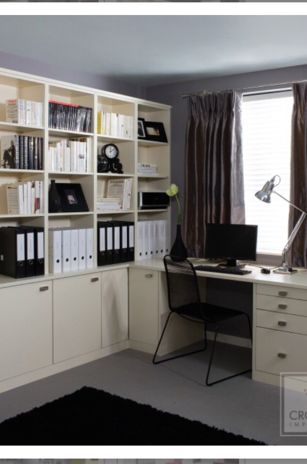 the locano fitted home office furniture range offers you plenty of space for all of your work things allowing you to create an organised and clutterfree