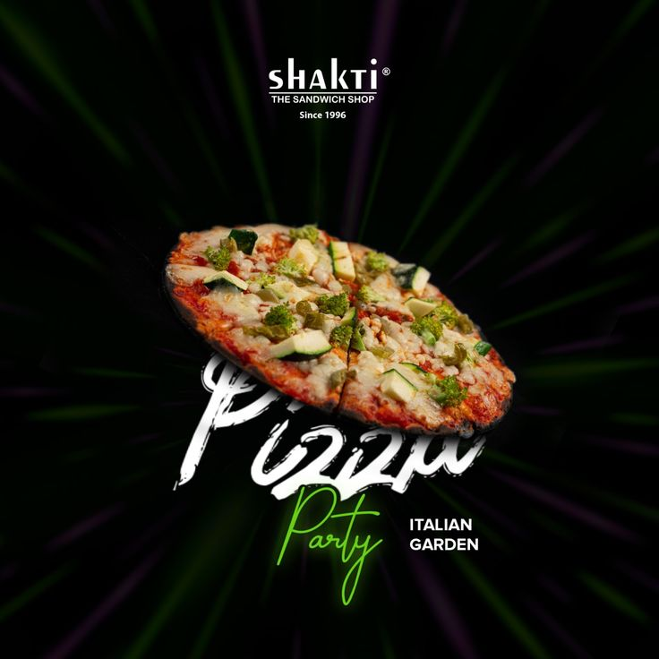 Having a bad day? Our Italian Garden pizza is a mood buster. ❤️ A place to satisfy your cravings for pizza in your own city, Ahmedabad. Order your pizza now and relish it with friends and family! . . #shaktithesandwich #pizza #food #foodporn #pizzalover #pizzatime #foodie #instafood #delivery #italianfood #pizzeria #pizzalovers #yummy #foodblogger #foodphotography #delicious #foodstagram #foodlover #pizzaria #love #instagood #restaurant #homemade #cheese #italy #pizzanapoletana #pizzas