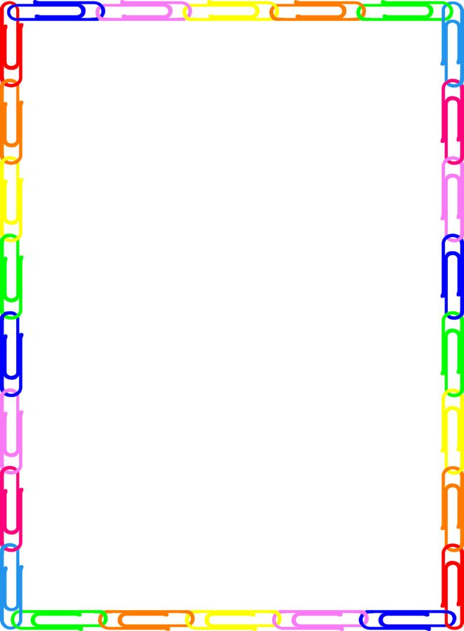 Free online printable page Borders to use in writing a letter - Google Search