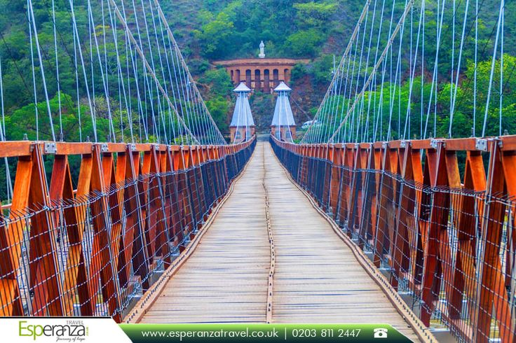 Puente de Occidente in Colombia     The Puente de Occidente (Bridge of the West), so named because it is located in #western #Antioquia, #Colombia.     Source : https://en.wikipedia.org/wiki/Puente_de_Occidente     Book your #CheapFlight tickets with #Travel  #Specialists ✈ : http://www.esperanzatravel.co.uk/cheap-flights-to-colombia.php     #SouthAmerica #PuentedeOccidente #Bridge #Beautiful  #EsperanzaTravel #AirlineTickets  #BookOnline  #BookNow #TravelAgents #TravelAgentsinUK