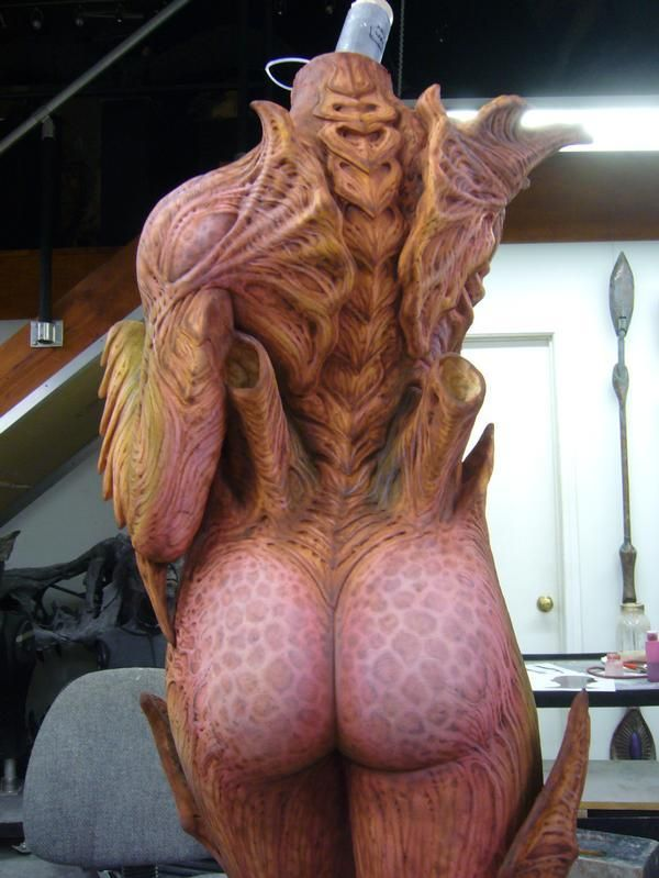 Kerrigan cosplay naked