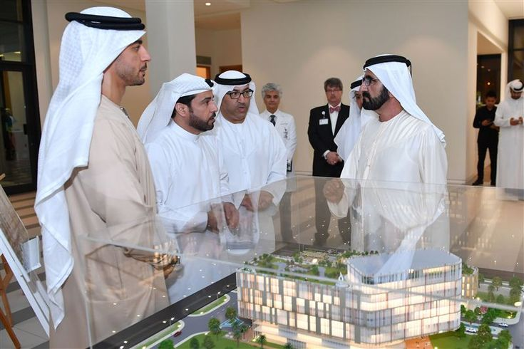 Sheikh Mohammed praises private sector for 'key role' in UAE's growth