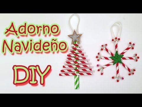 Navidad: Decoraciones Para El Árbol De Navidad