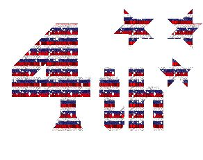 happy 4th of july letter