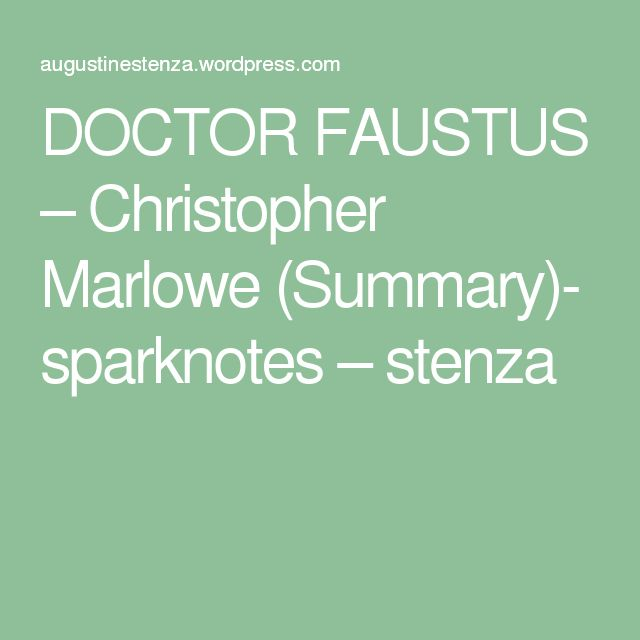 dr. faustus: a review essay Dr faustus essays: over 180,000 dr faustus essays, dr faustus term papers, dr faustus research paper, book reports 184 990 essays, term and research papers available for unlimited access.