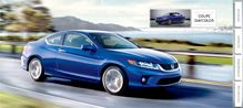 2013 Honda Accord Coupe Overview - Official Honda Site