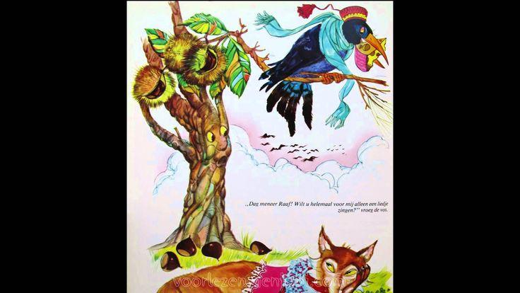 bekijk en beluister meer sprookjes en fabels op http://voorlezen.denjobi.com mp3 http://denjobi.bandcamp.com/track/de-vos-en-de-raaf-luisterfabel