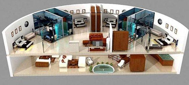 Luxus – Bunker für die Elite – Mit Stil in die Krise | Superflu -