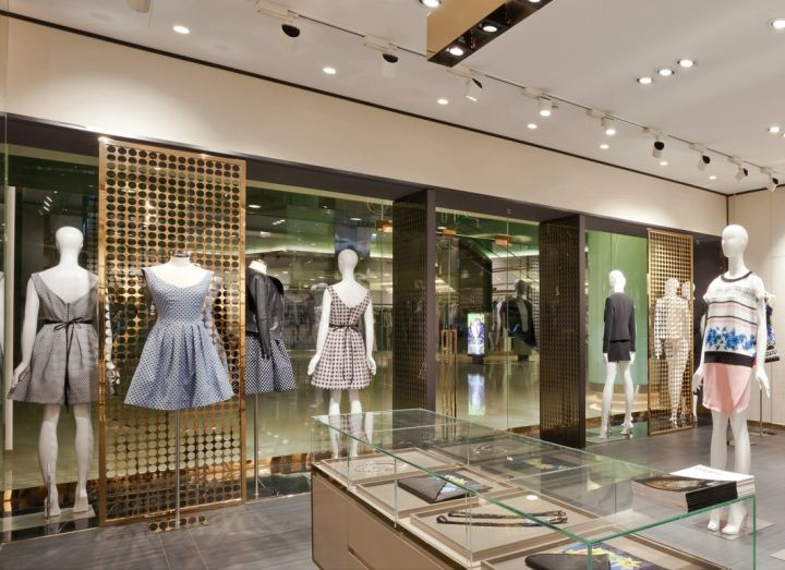 Pinko boutique by Studio Matteo Colla, Beijing - China