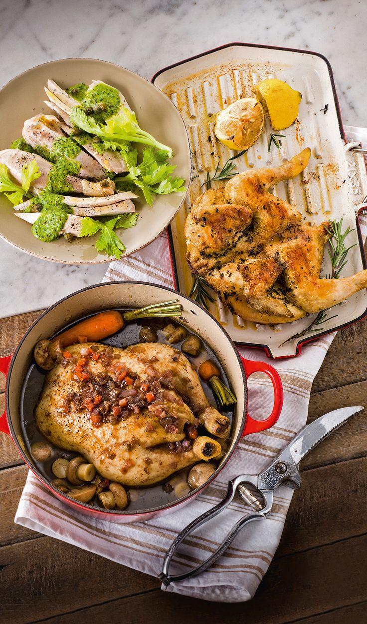 Tanti piatti originali o tradizionali a base di pollo con cui stupire tutti a tavola