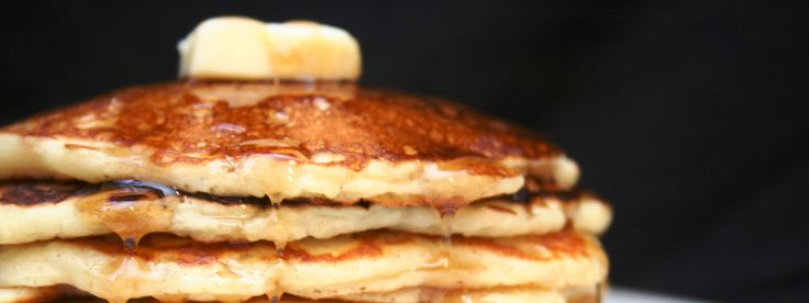 Have Pancakes for breakfast or make them for dessert! Prep: 15 mins Cook time: 15 mins What you will need ¼ Cup Self raising flour ¾ cup Plain flour pinch of salt 1 Egg 1 cup of milk Butter or marg...