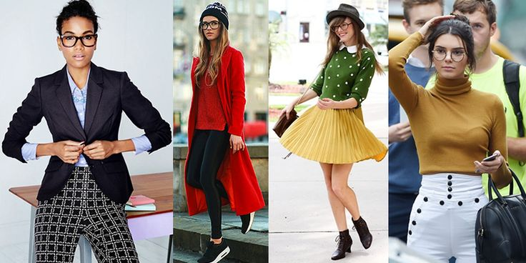Geek Chic Is The New Sexy - Fashion Style Mag