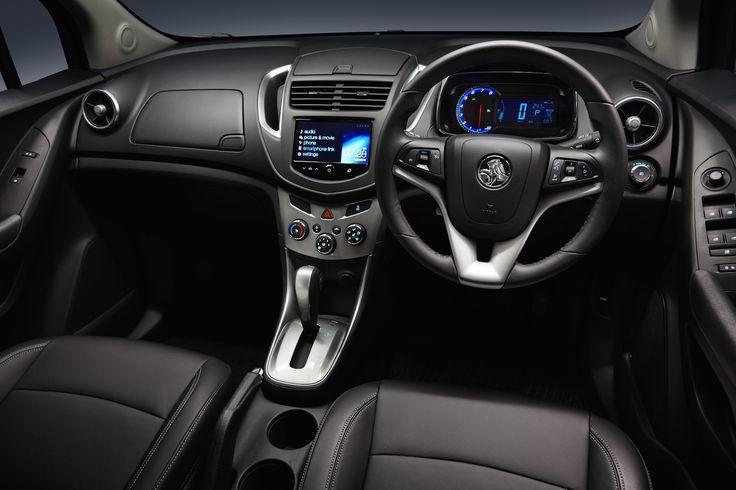 Holden Trax Interior