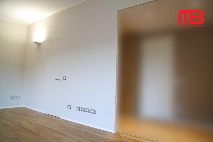 Progettazione Residenza via Osoppo a cura di Massimo Benvenuto (MB studio progettazione)