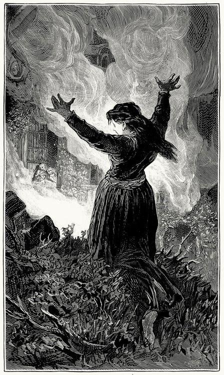 Found, yet lost.    Auguste Lançon, from Ninety-three vol. 2, by Victor Hugo, London, New York, 1889.