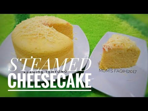 How To Make Steamed Cheesecake - YouTube
