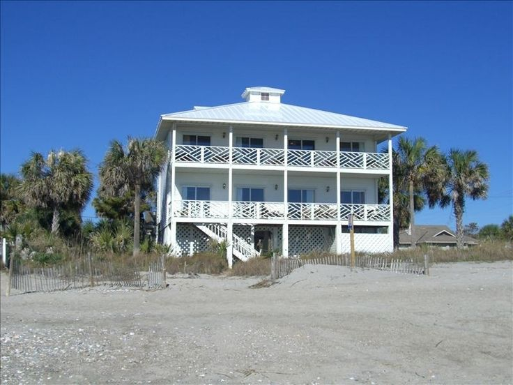 Oceanfront Vacation Home Rentals In South Carolina luxurious