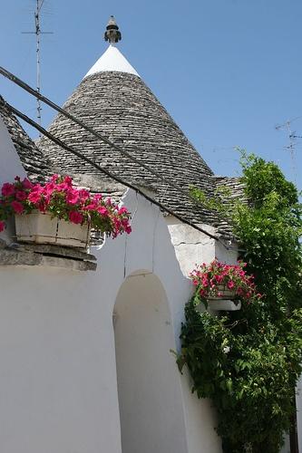 Alberobello - Puglia a UNESCO world heritage site
