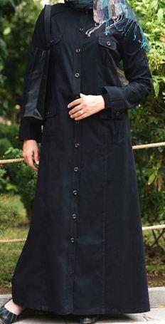 Jilbab/coat from Shukr