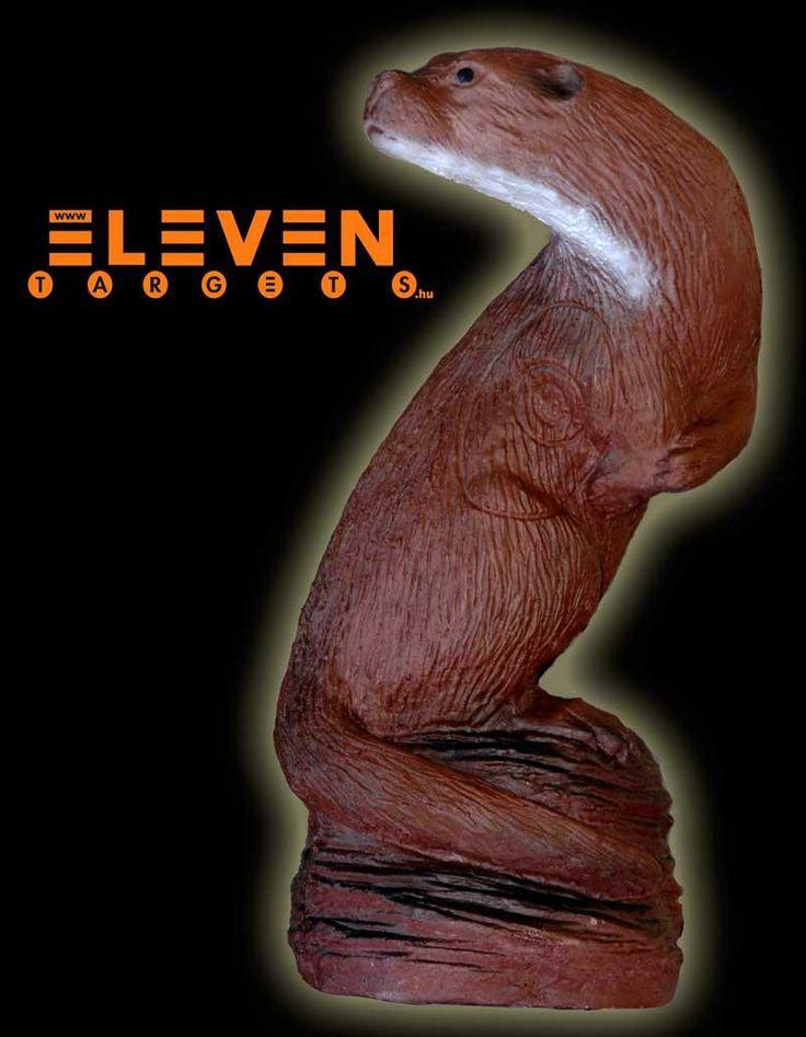 #Eleven 3D Marten. #IFAA category: 4. #Eleven 3D Nyest. #IFAA kategória: 4.  #archery #target  http://eleventargets.hu/index.php?action=showpic&fid=734