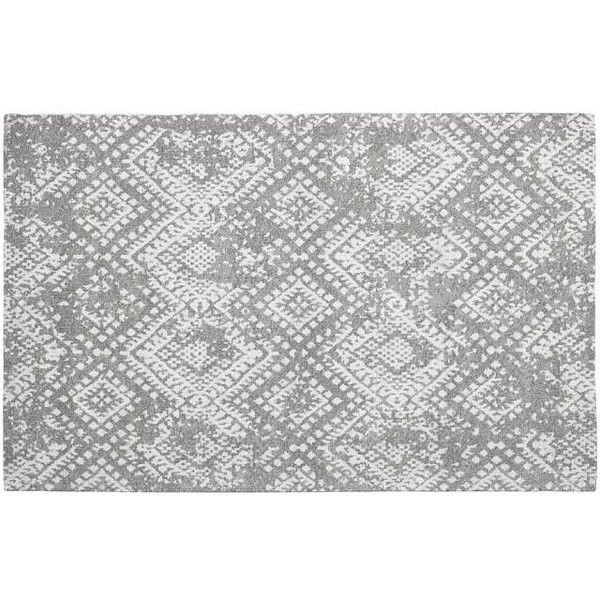 Pottery Barn Zahara Synthetic Rug (£120) ❤ liked on Polyvore featuring home, rugs, pottery barn rug pad, pottery barn rugs, pottery barn, synthetic area rugs and pottery barn area rugs