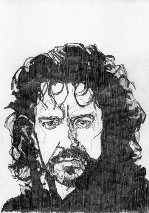 """artyfartytimeywimey: """"Alan Rickman as The Sheriff Of Nottingham in The Prince Of Thieves. Commission - pencil on paper """""""